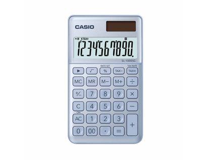 calculadora-basic-casio-10-digitos-sl-1000sc-bu-azul-plateado-4549526604102