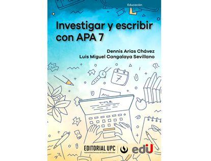 investigar-y-escribir-con-apa-7-9789587922585