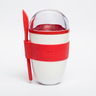 vaso-para-yogurt-con-tapa-y-cuchara-rojo-621287