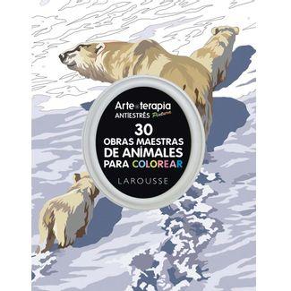 30-obras-maestras-de-animales-para-colorear-9788416641222