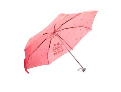 sombrilla-manual-rosada-con-estuche-diseno-figuras-7-rayos-18-x-55-cm-8424159997172