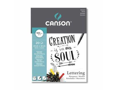 block-lettering-marcador-180g-20-hojas-canson-3148950137845