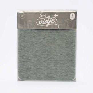 set-de-viaje-5-piezas-color-gris-7701016052702