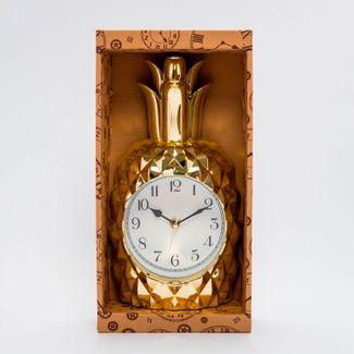 reloj-de-pared-29-cm-forma-de-pina-dorada-6034182900111