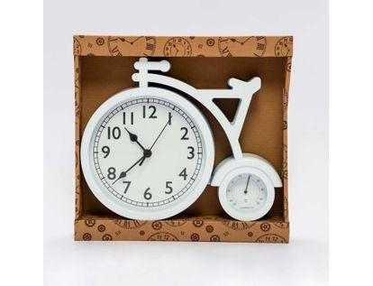 reloj-de-pared-25-cm-bicicleta-blanca-con-termometro-6034183012721