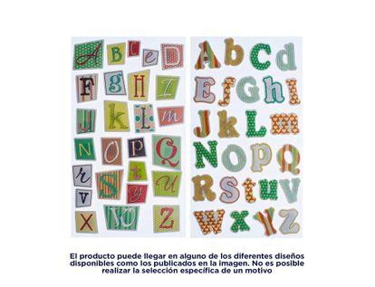 sticker-3d-diseno-letras-del-abecedario-ss843b-surtido--775749193350