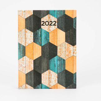 agenda-diaria-practica-tuffi-2022-diseno-hexagonos-7701016231763
