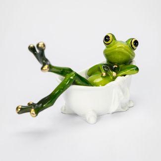 figura-8-x-15-5-cm-rana-en-banera-blanco-verde-7701016178945