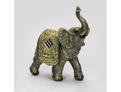 figura-elefante-verde-grisaceo-de-24-5-x-22-5-cm-con-manta-y-espejos-7701016888899
