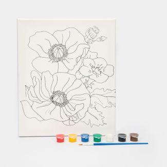 kit-de-arte-acrilico-x9-piezas-con-lienzo-diseno-flores-7701016107112