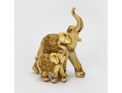 figura-elefante-con-hijo-color-crema-de-18-cm-manta-y-flores-doradas-7701016129749