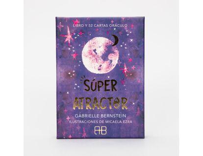 super-atractor-libro-52-cartas-oraculo--9788417851187