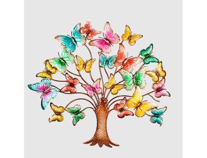 cuadro-metalico-76-7-x-74-5-cm-arbol-de-mariposas-multicolor-7701016113472