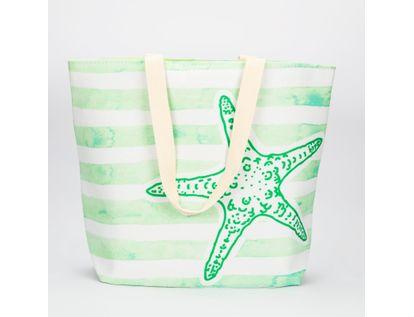 bolso-tote-49-x-38-cm-estrella-de-mar-verde-blanco-7701016161794