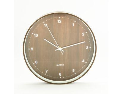 reloj-de-pared-30-5cm-diseno-redondo-cafe-y-blanco-7701016140164