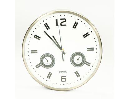 reloj-de-pared-30-5cm-con-medidor-temperatura-y-humedad-diseno-redondo-plateado-y-blanco-7701016140201
