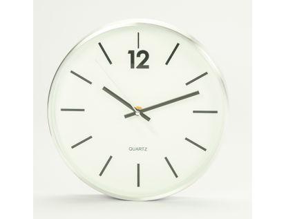 reloj-de-pared-25-5cm-diseno-redondo-plateado-blanco-y-negro-7701016140232