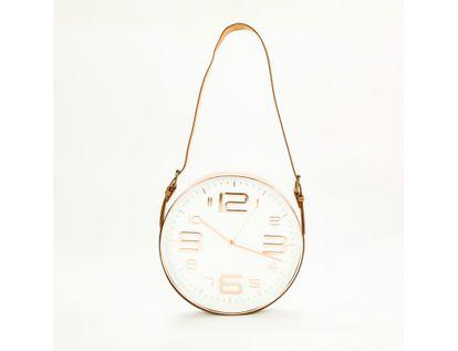 reloj-de-pared-31cm-diseno-cinturon-oro-rosa-7701016140348