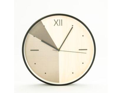 reloj-de-pared-30-5cm-diseno-redondo-negro-tricolor-7701016140362