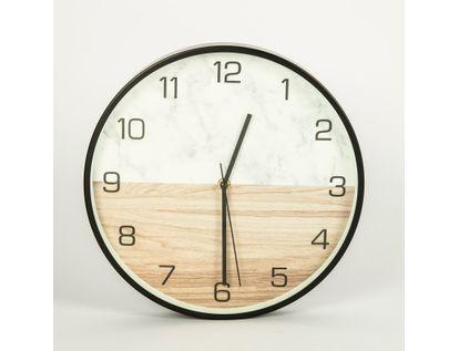 reloj-de-pared-30-5cm-diseno-redondo-negro-bicolor-7701016140386