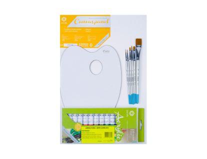 set-arte-acrilico-8-piezas-7707262484724