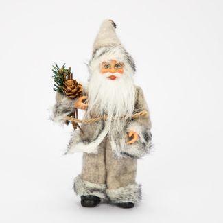 muneco-para-arbol-16cm-santa-gris-claro-con-pick-7701016149037