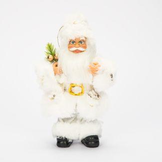 muneco-para-arbol-16cm-santa-blanco-lentejuelas-con-pick-7701016149150