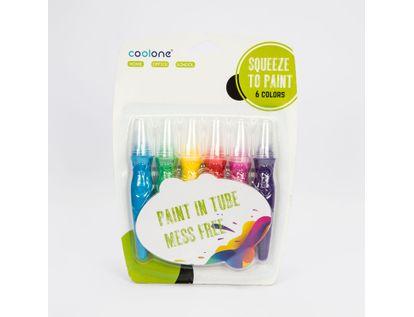 set-de-pintura-tubo-14-ml-x-6-unidades-punta-silicona-multicolor-7701016107129