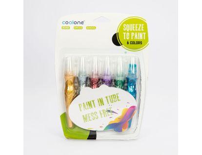 set-de-pintura-tubo-14-ml-x-6-unidades-punta-silicona-colores-metalizados-7701016107136