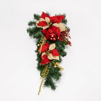 ramo-de-60-cm-con-poinsettias-rojas-beige-y-esfera-7701016166874