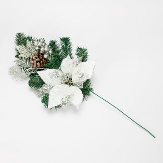 rama-de-62-cm-poinsettia-blanca-con-frutos-plateados-y-pina-7701016167239