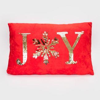 cojin-navideno-rojo-joy-en-lentejuelas-doradas-de-28-x-42-cm-7701016198356