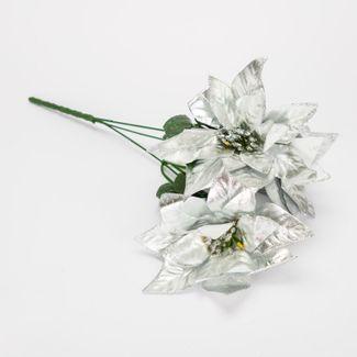 poinsettias-plateadas-con-hojas-verdes-de-36-cm-7701016964784