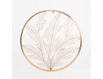 cuadro-87cm-circular-hojas-malla-dorado-7701016138987