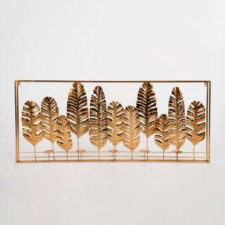 cuadro-129x54-5cm-5-portavelas-hojas-dorado-7701016138994