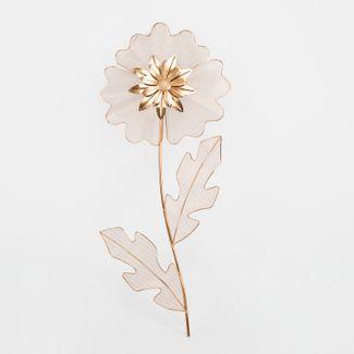 adorno-de-pared-79x32-5cm-flor-con-hojas-dorado-7701016139045