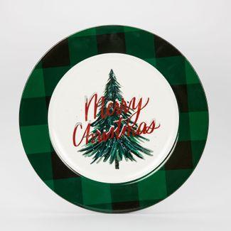 plato-navideno-circular-33-cm-con-diseno-de-arbol-merry-christmas-7701016182799