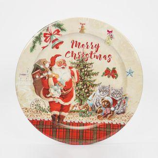 plato-navideno-metalico-25-cm-diseno-santa-con-bolsa-de-regalos-7701016183468