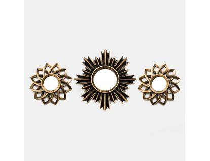 set-de-espejos-x3-piezas-2-flores-arabes-doradas-7701016140577