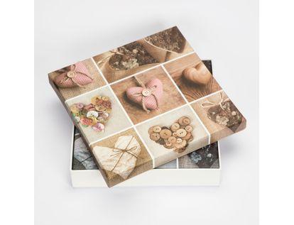 album-fotografico-25-5x25cm-20-hojas-corazones-y-botones-7701016164726