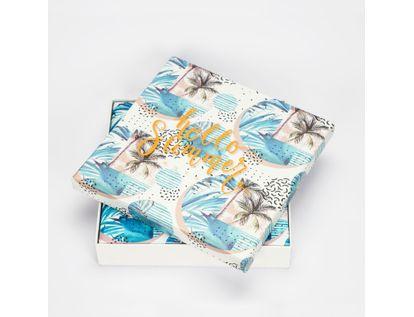 album-fotografico-25-5x25cm-20-hojas-hello-summer-palmeras-7701016165341