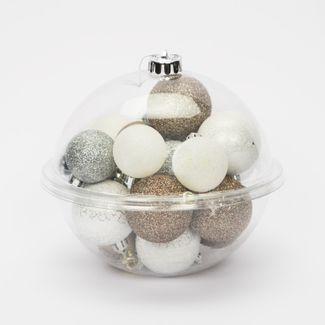 set-de-bolas-escarchadas-4-y-5cm-x21-piezas-blanco-y-plateado-con-cascabel-7701016163279