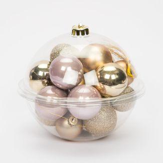 set-de-bolas-escarchadas-4-y-5cm-21-piezas-dorado-y-champagne-7701016164283