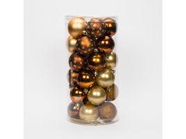 set-de-bolas-escarchadas-6cm-x30-unidades-dorado-y-cobre-7701016164313