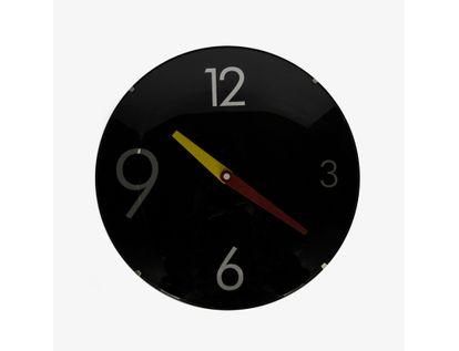 reloj-de-pared-31cm-curvo-negro-rojo-y-amarillo-7701016160322