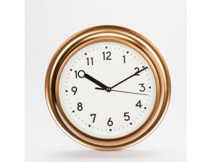 reloj-de-pared-25cm-circular-blanco-con-borde-grueso-cobre-7701016160377