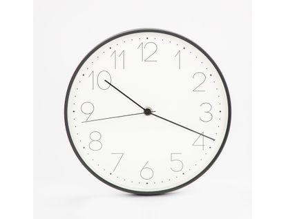 reloj-de-pared-25cm-circular-blanco-con-borde-negro-7701016160438